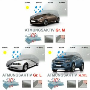 Cerada za auto - vodootporna