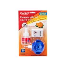 Električni aparat protiv komaraca Canye sa tekućinom