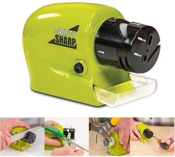 Električni oštrač noževa Swifty Sharp