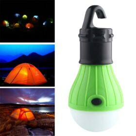 Lampa za kamp na baterije