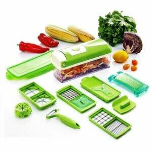 Multifunkcionalni kuhinjski sjekač – Nicer Dicer Plus