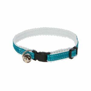 Ogrlica za mačku plava
