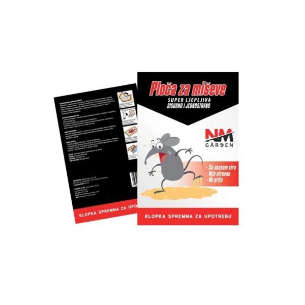 Ljepljiva ploča za miševe