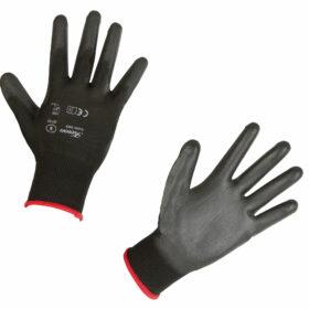 Rukavica crna Gnitter 10