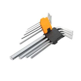 Set imbus ključeva 9 dijelni Tolsen
