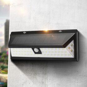 Solarni LED reflektor 54 LED diode