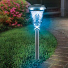 Vrtna lampa solarna Home