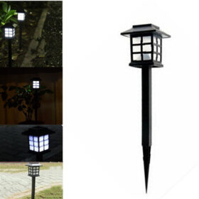 Vrtna lampa solarna Nagano
