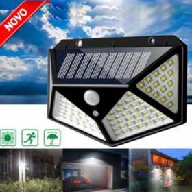 Solarni reflektor sa senzorom 100 LED