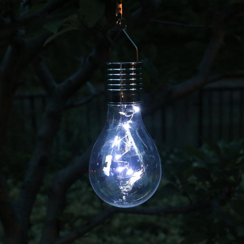Solarna lampa sijalica NM