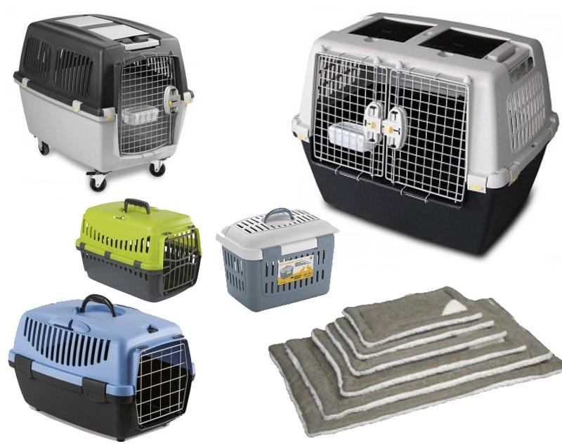 Transportni boks za pse