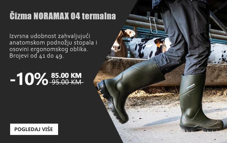 Čizma NORAMAX 04 termalna