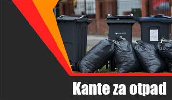 Kante za otpad